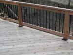Bright Star wooden deck