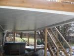 Bright Star cedar deck