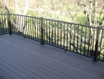 Cannon Ct deck installation