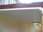 under deck ceiling Cherry Ridge