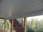 under deck ceiling installation Cherry Ridge
