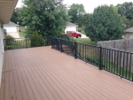 Copperstone cedar decks