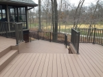 deck installation Country Club Ln