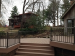 Country Club Ln deck installation