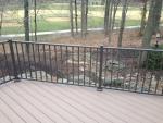 Country Club Ln decking