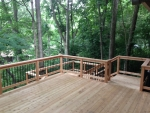 custom deck Crown Point