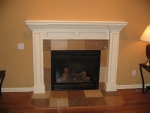 fireplace addition in Columbia MO