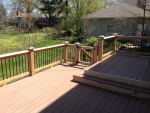 custom deck Hulen Dr