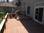 Hulen Dr custom deck