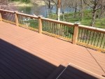 deck services Hulen Dr