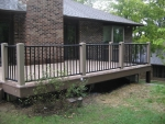 deck installation Hulen Columbia