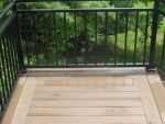 Lloyd Ct deck construction
