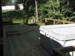 Molly Ln custom deck