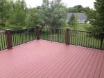 custom deck New Castle