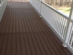deck installation New Franklin