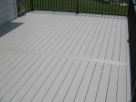 Northfield deck installation