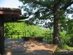 Osage Ridge deck installation
