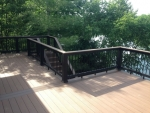 S Cedar Lake customized deck