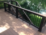 deck installation S Cedar Lake