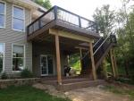 S Cedar Lake decks