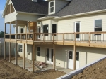 cedar decks Saddle Ridge Dr