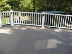 deck installation Thilly