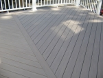 wooden deck Thilly