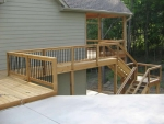 cedar decks Thornbrook Estates