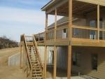 Thornbrook Parkway cedar decks
