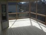 custom deck Thornbrook Parkway