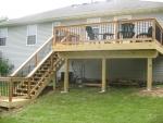 custom deck Timbers Ct
