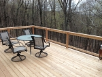 cedar decks Winding River