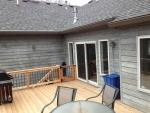 Winding River cedar decks