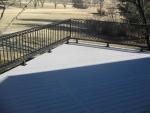 deck Woodrail Terrace
