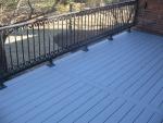custom deck Woodrail Terrace