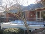 deck building Woodrail Terrace