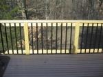 wooden deck Bear Creek Dr