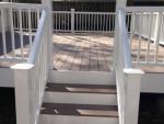 Broadway Columbia custom deck