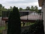 wooden deck Charleston Circle