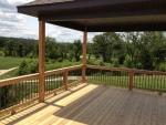 custom deck Copperstone