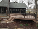 Country Club Ln deck service
