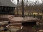 Country Club Ln custom deck