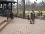 deck installation Country Club Ln