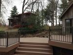 Country Club Ln deck installation