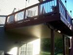 Elizabeth Rd under deck ceiling installation