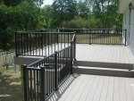 Hillcreek deck