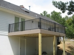 deck installation Hillcreek