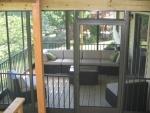 Hillshire customized deck