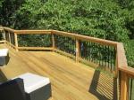 cedar deck in Hillshire