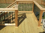 custom deck Katy Ln